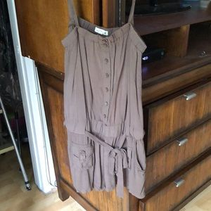 Other - Brown Romper